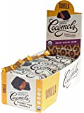 Chocolate-covered Cocomels - Coconut Milk Caramels - Organic - Made Without Dairy (Vanilla, 15 pack), 1 Oz Each