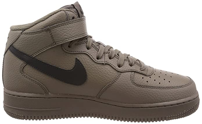 reputable site 5515d ccd64 Amazon.com   Nike Air Force 1 Mid  07   Shoes