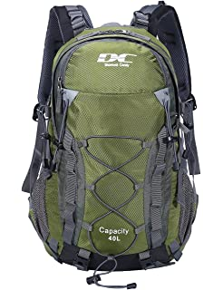Diamond Candy Hiking Backpack Waterproof 40l Outdoor Backpacks for Men and  Women with Rain Cover, b4b6b0cb60