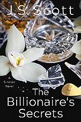 The Billionaire's Secrets (The Sinclairs Book 6) Kindle Edition