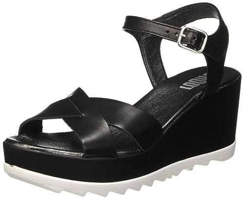 f3762adbb8f SHOOT Women s Shoes SH-163068 Damen Sommer Plateau Sandale Open Toe ...