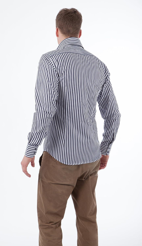 Sands Herren Hemd mit Adam mit Hemd Button-Down Kragen c8d00e