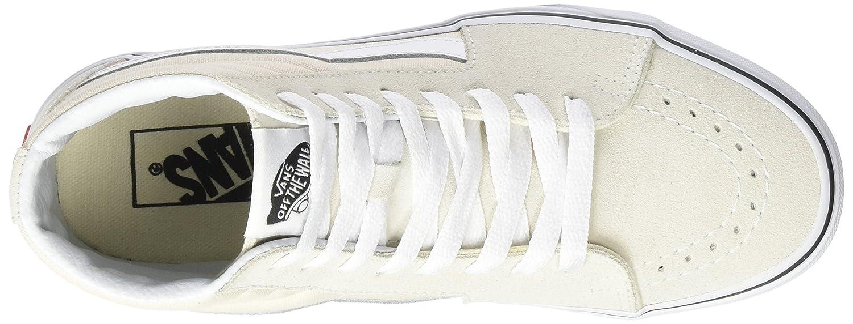 Vans Damen Sk8-hi (Birch/True Hohe Sneaker Elfenbein (Birch/True Sk8-hi Weiß) 4d6d36