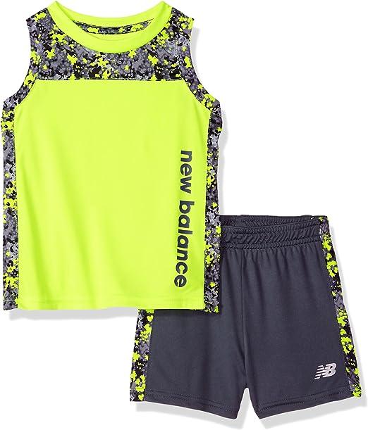 New Balance Boys Athletic Short