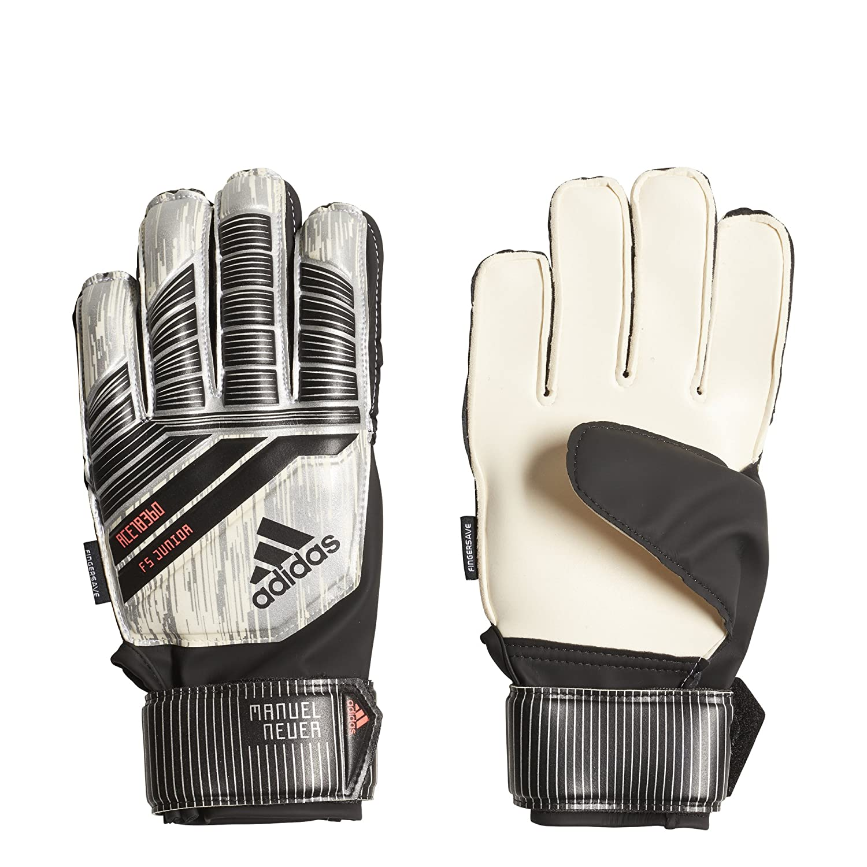 Amazon.com   adidas Predator FINGERSAVE Junior Manuel Neuer Goalkeeper  Gloves   Sports   Outdoors 187dbd7dc8fa