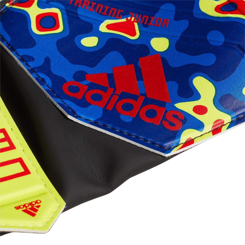 Guanti da Portiere da Ragazzo DN8605 Solar Yellow//Football Blue//Active Red Ragazzo 6.5 adidas Predator Manuel