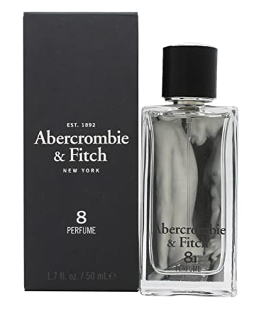 abercrombie and fitch 8 perfume