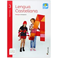 Lengua Castellana 3 Primaria, Saber Hacer, pack de 4 libros - 9788468011967