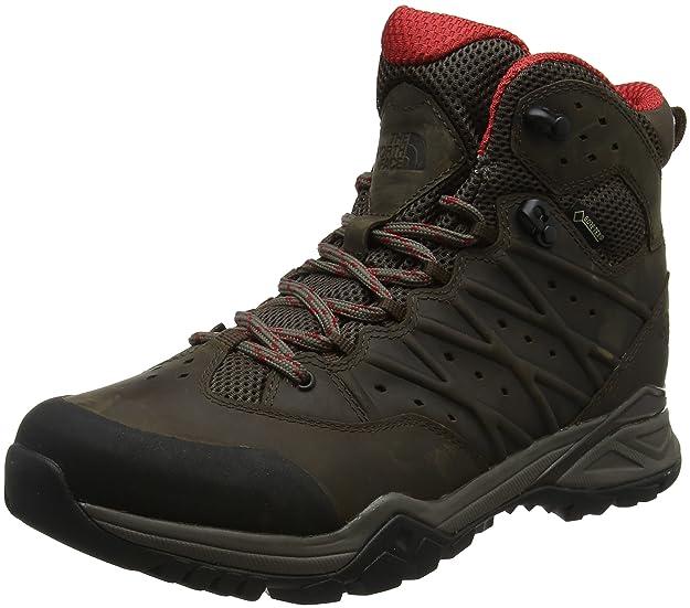 The North Face M HH Hike GTX II, Stivali da Escursionismo Uomo, Nero (TNF Black/Graphite Grey Ku6), 47 EU