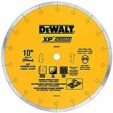 DEWALT DW4764 10-Inch by .060-Inch Premium XP4 Tile Blade Wet