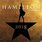 Hamilton 2018 Wall Calendar