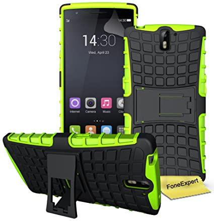 sale retailer f21a1 22d17 Amazon.com: OnePlus One Case, FoneExpert® Heavy Duty Rugged Impact ...