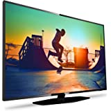 "Philips 50PUS6162/12 - Smart TV LED ultra sottile 4k, Risoluzione 3840x2160, Nero, 127 cm (50"")"
