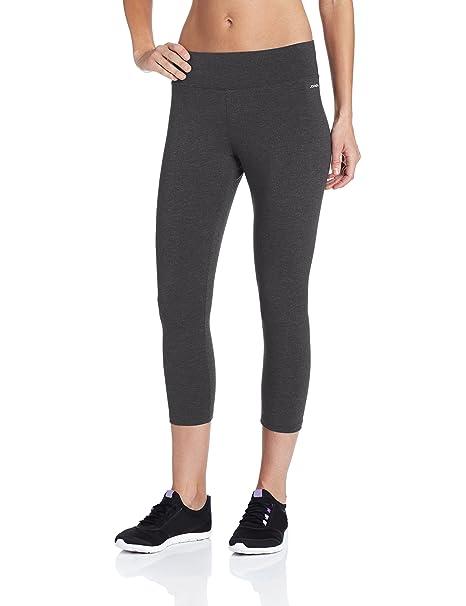 e86250c9a79fb Jockey Women's Capri Legging with Wide Waistband at Amazon Women's Clothing  store: Athletic Leggings