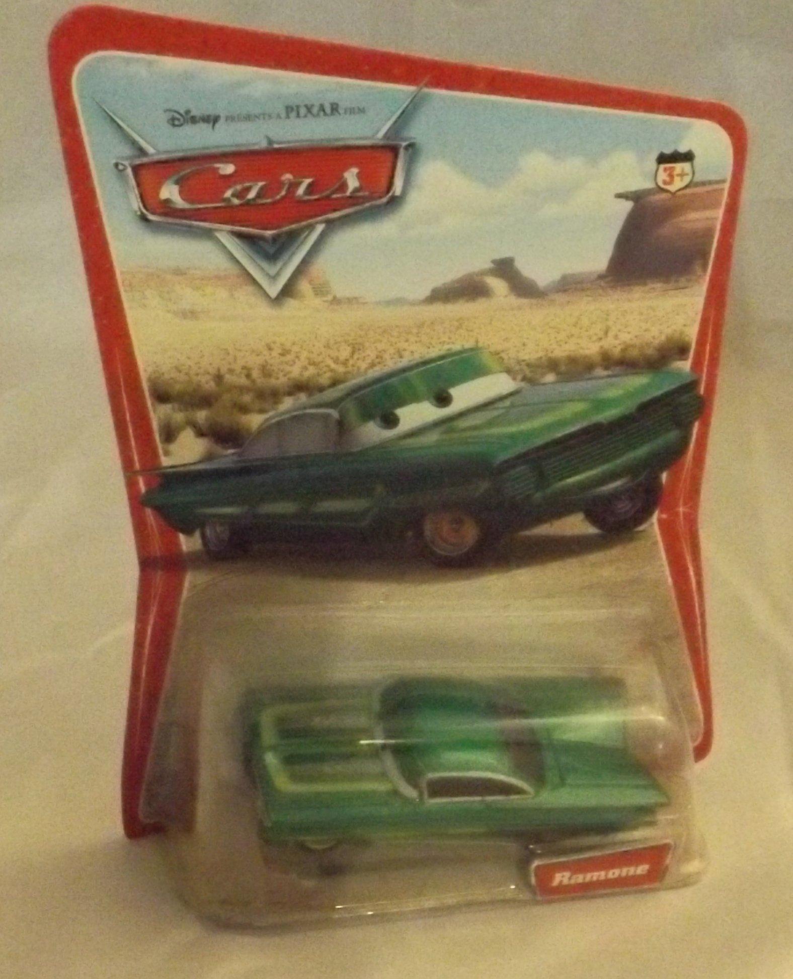 Disney Pixar Cars Series 1 Original Green Ramone 1:55 Scale Die Cast Car