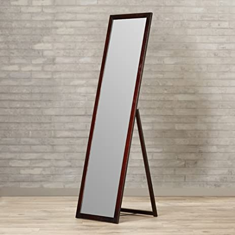 Amazon.com: Full Length Mirror, Free Standing Floor Mirror ...