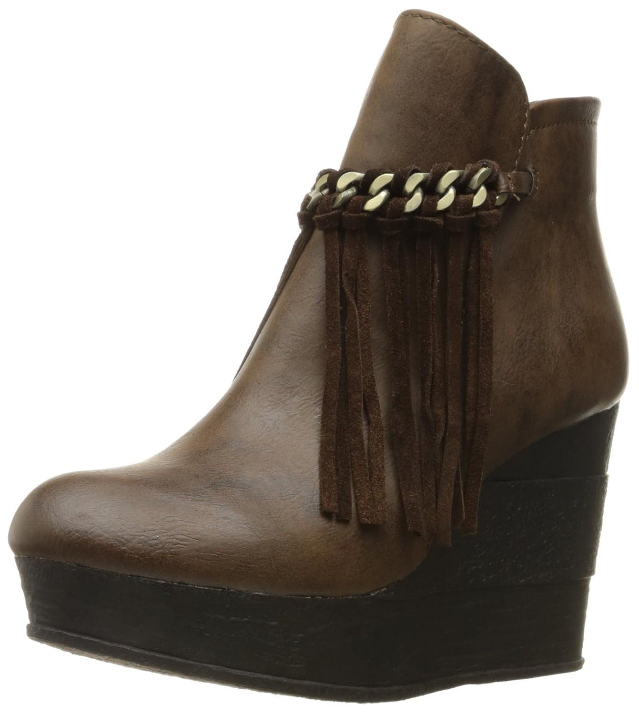 Brown Sbicca Women's Zepp Boot