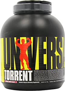 Torrent Post Workout Recovery Supplement: 52g Carbs, 20g Protein and 1.5g Fats- Cherry Berry - 6#