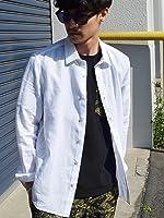 (シップス) SHIPS SC: 【BAIRD MCNUTT】 アイリッシュリネン レギュラーカラーシャツ 111100159