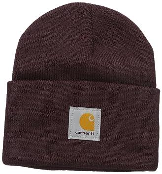 Carhartt Mujer Gorra Acrílico - Deep Wine sombrero invierno esquiar mujeres  CHWA018643-One Size 69542c48042