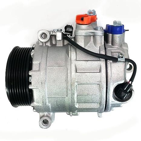 climática Compresor Aire Acondicionado a0012303211
