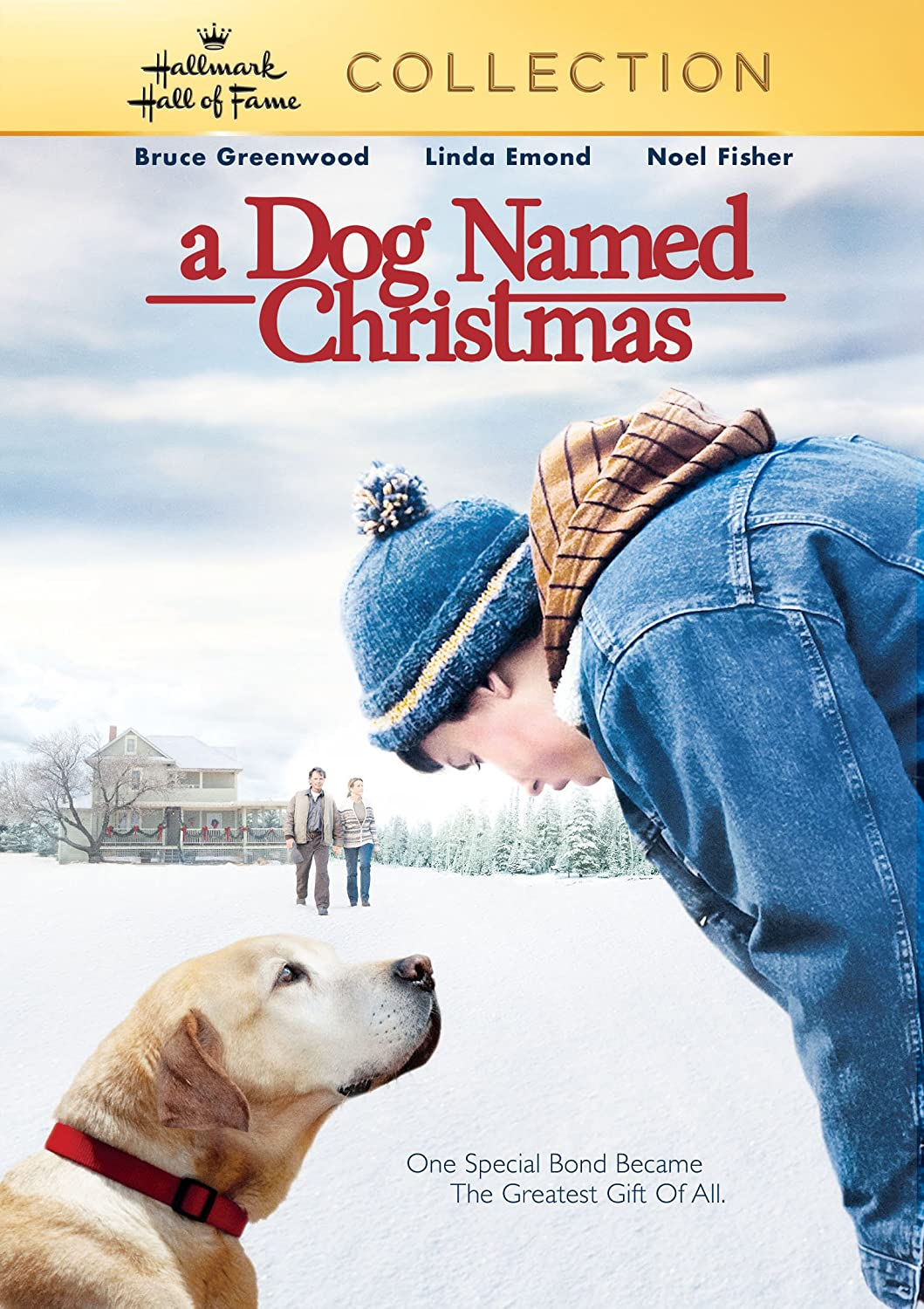 A Dog Named Christmas DVD Cover