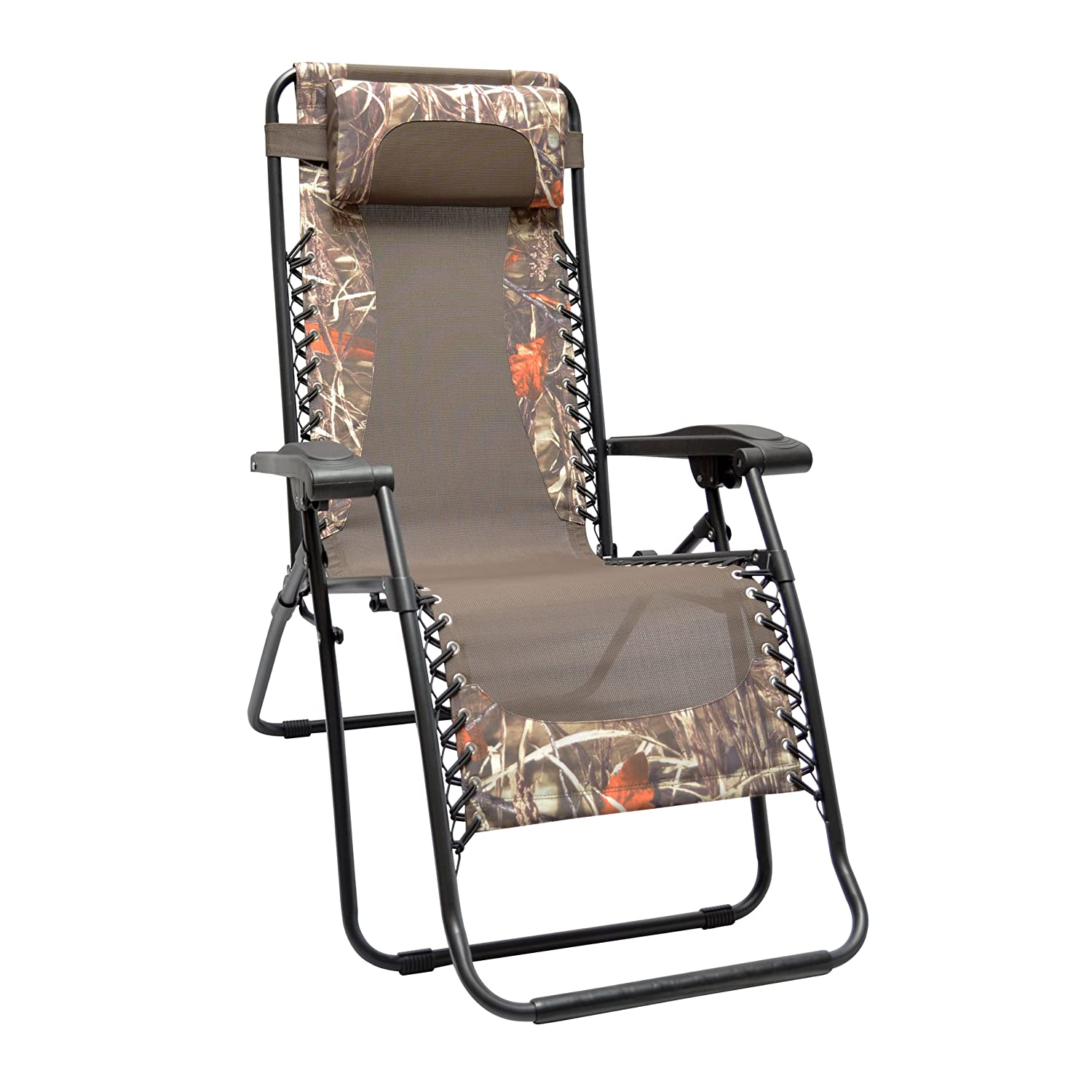 amazon com caravan sports infinity zero gravity chair camouflage