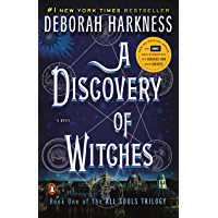 A Discovery of Witches: A Novel (All Souls Trilogy, Book 1) book cover