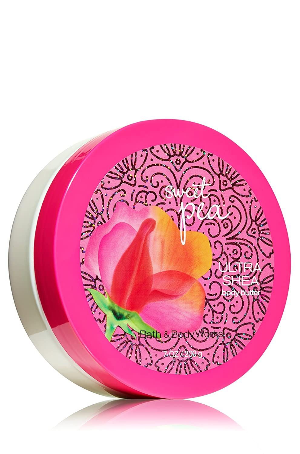 Amazon.com : Bath and Body Works Sweet Pea Ultra Shea Body Butter ...