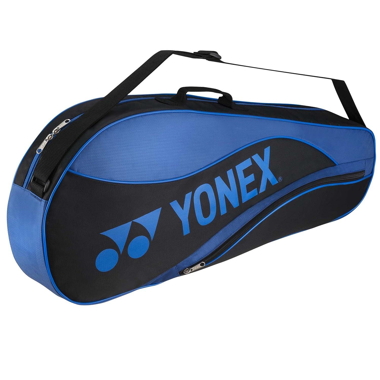 Yonex Sac Thermobag Team 4833EX, Color- Black/Silver