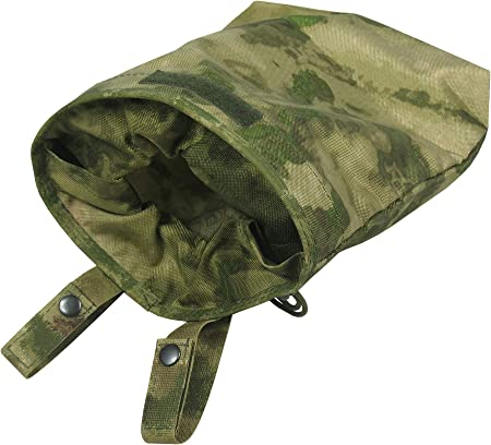 MOLLE Tactical Dump mag Recovery Pouch Tactic Magazine