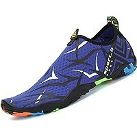 katliu Zapatos de Agua Mujer Hombre Escarpines para Surf Piscina Playa Yoga Deportes Acuáticos