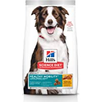 Hill's Science Diet Adult Healthy Mobility Large Breed Chicken Meal, Brown Rice & Barley Recipe Dry Dog Food 12kg Bag