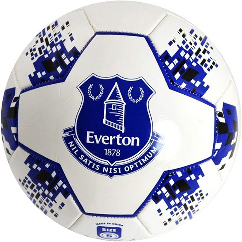Everton FC Official - Balón de fútbol mini Nova (One Size) (Blanco ...