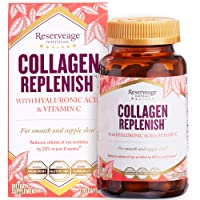 Reserveage, Collagen Replenish Capsules, Skin and Nail Supplement, Supports Collagen...