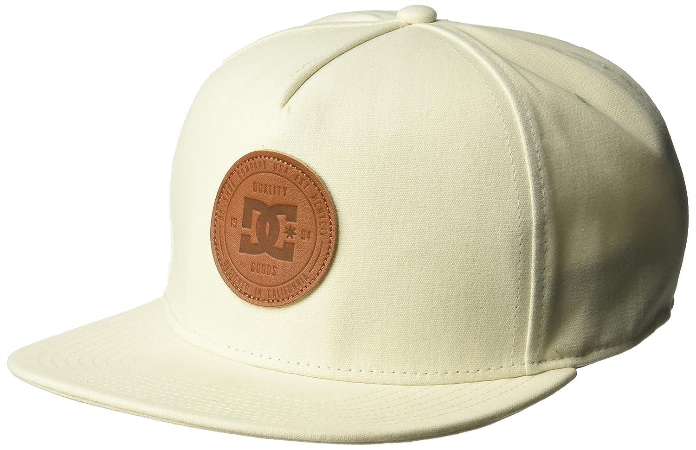 DC Hombres Proceeder Gorra de béisbol - Blanco -: Amazon.es: Ropa ...