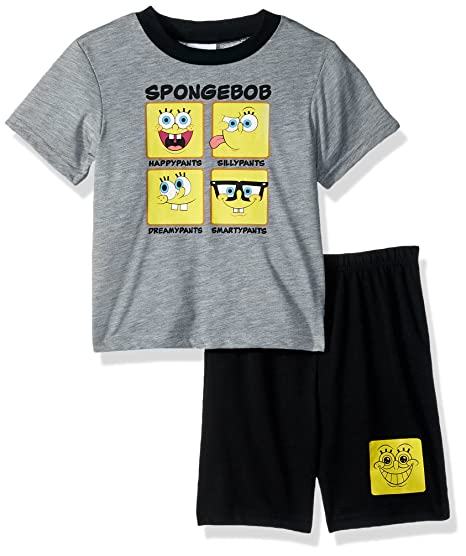 big sale bcb98 e1fa9 spongebob square kids toddler baby clothes t