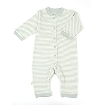 e99122732d50 Amazon.com  Tadpoles Organic Cotton Footless Snap Front Romper