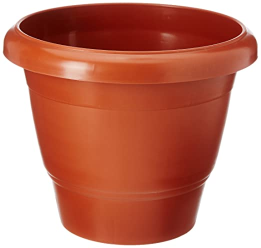 ASFA Deals Plastic Round Planter 10 inch Pack of 10