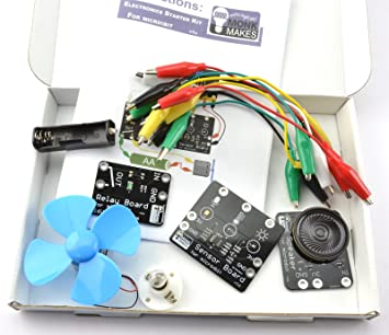 Kit de iniciaci/ón electr/ónica para micro:bit