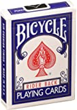 Bicycle Standard Playing Cards, Red/Blue