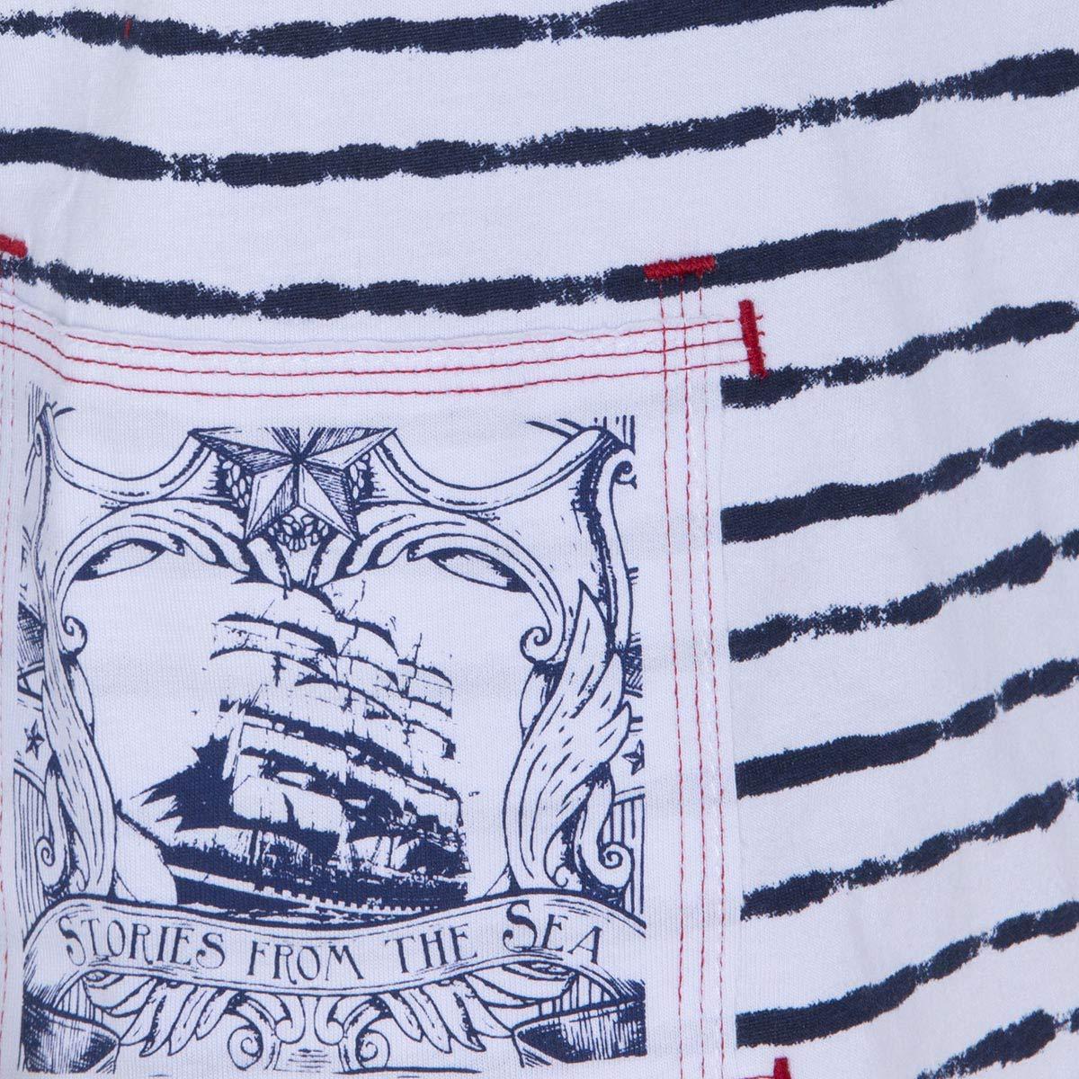 Tuc Tuc Camiseta Punto Detalles Ni/ño Beetle Completino Bambino