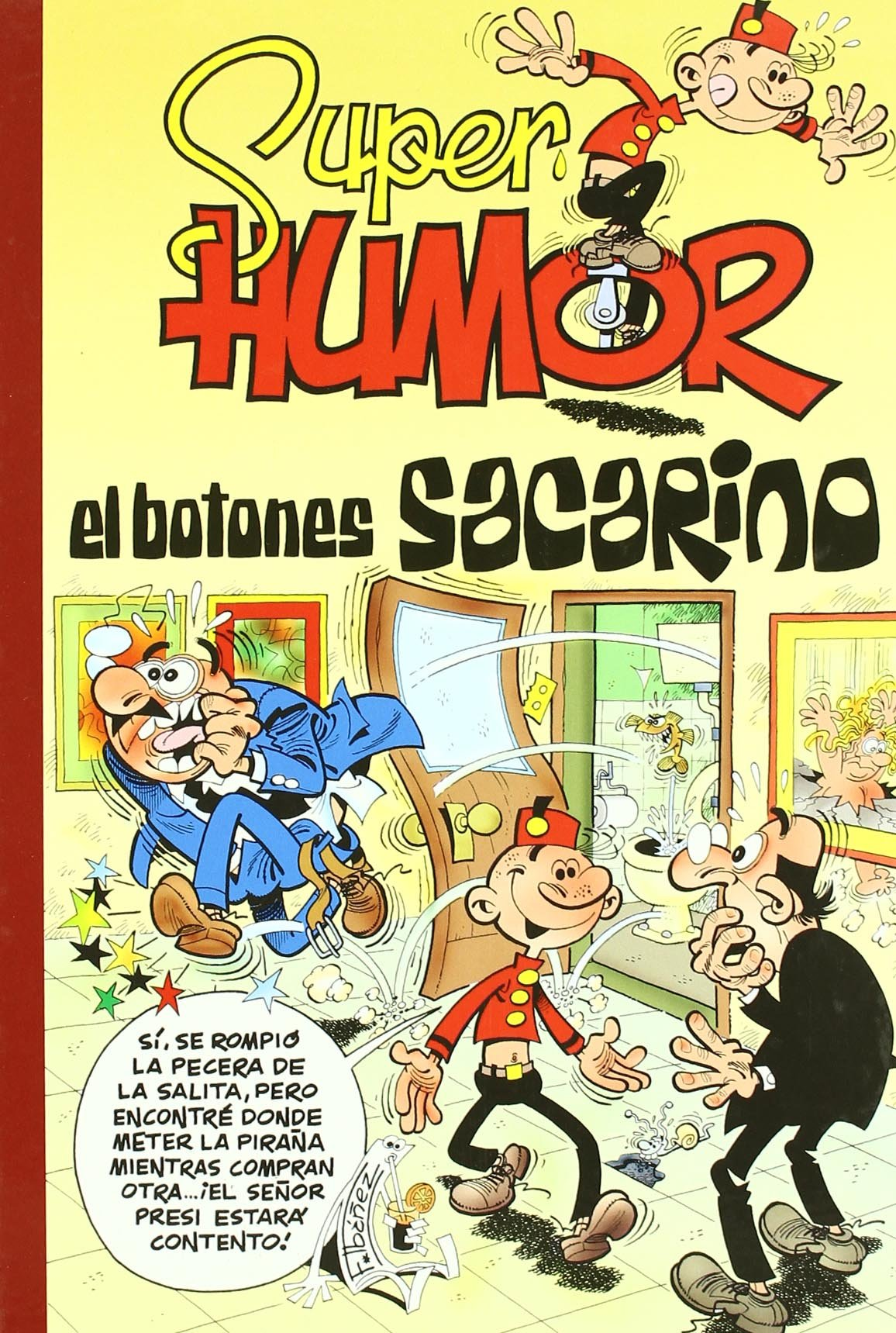 El botones Sacarino (Spanish) Hardcover – June 1, 2009