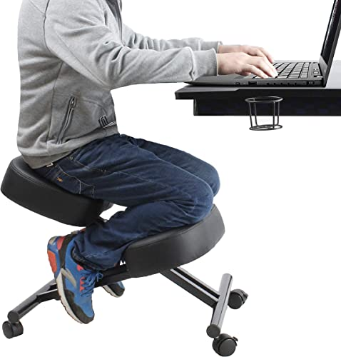 Kneeling Home or Office Chair by Defy Desk