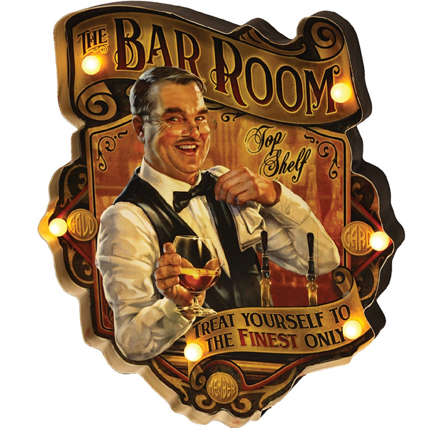 Rivers Edge Products bar Room LED bar Sign River' s Edge Products 2245