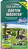Celaflor Gartenwächter Wasserstrahl Tiervertreiber mit Bewegungssensor zur Vertreibung von Katzen, Hunden, Reihern, Hasen/Kaninchen, Rehen, Mardern und Füchsen, 1 Stück
