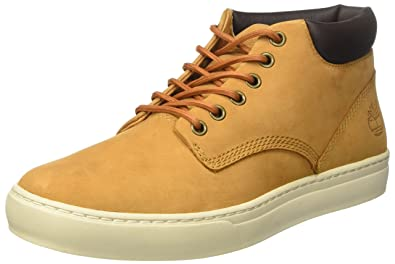 af830698a0b Timberland Adventure 2.0 Cupsole Chukka, Yellow (Wheat: Amazon.com ...