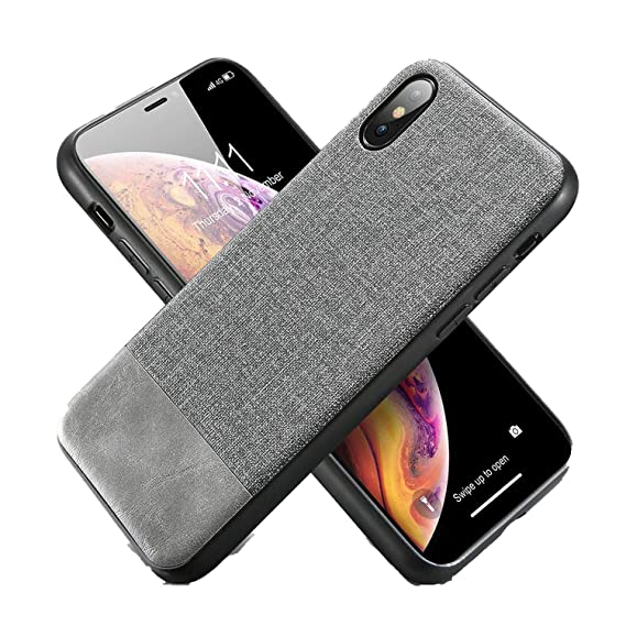 c8e61fd92 Image Unavailable. Image not available for. Color: Luxury Phone Case for iPhone  X ...