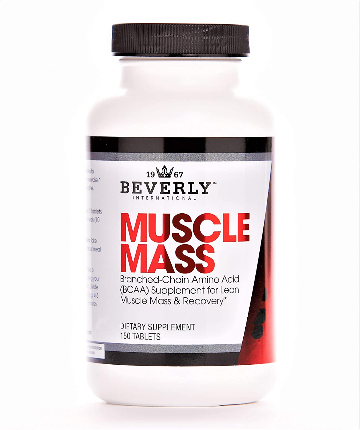 Beverly International All stores OFFicial shop are sold Muscle Mass tablets. 150 BCAA No-nonsense