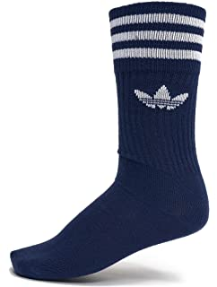 adidas Originals Socken Doppelpack SOLID CREW 2PP DW3935 Weiß Rosa, Size:3538